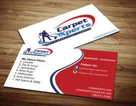 Graphicsolution4 tarafından CARPET XPERTS BUSINESS CARD için no 2
