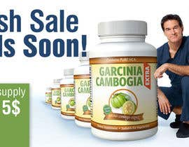 #27 para Design an Advertisement for Garcinia Cambogia por designna