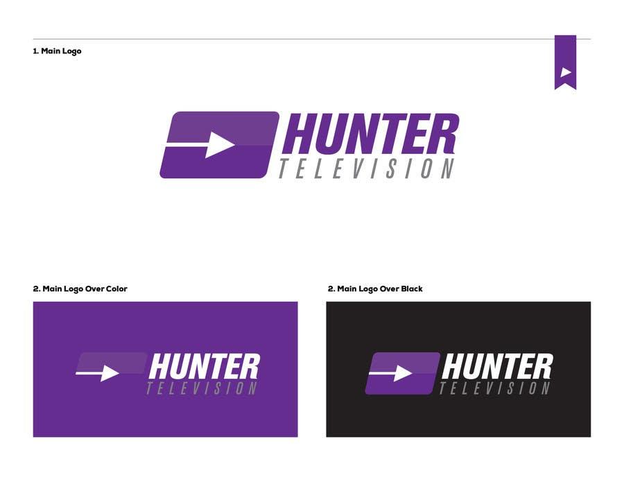 Конкурсная заявка №                                        224                                      для                                         Design a Logo for www.huntertv.org
