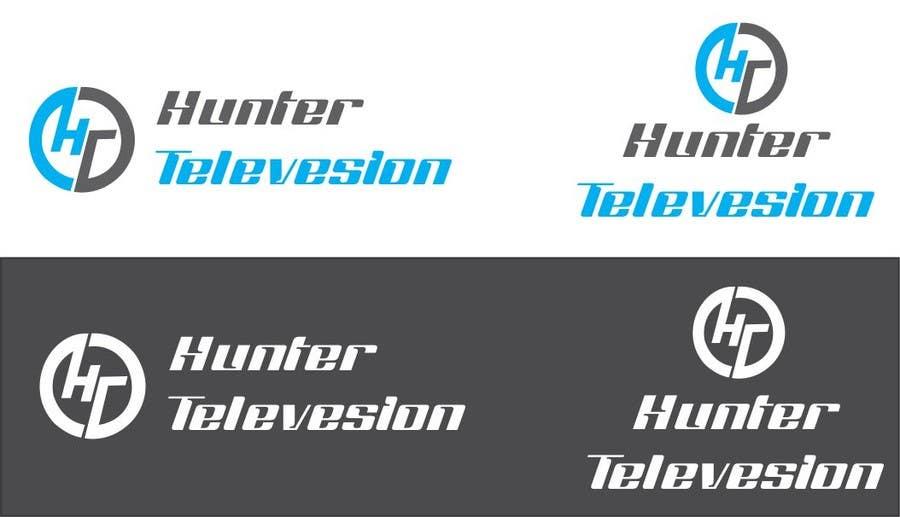 Конкурсная заявка №                                        16                                      для                                         Design a Logo for www.huntertv.org