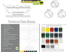 Nro 1 kilpailuun Design a Flyer template käyttäjältä justinkasaj