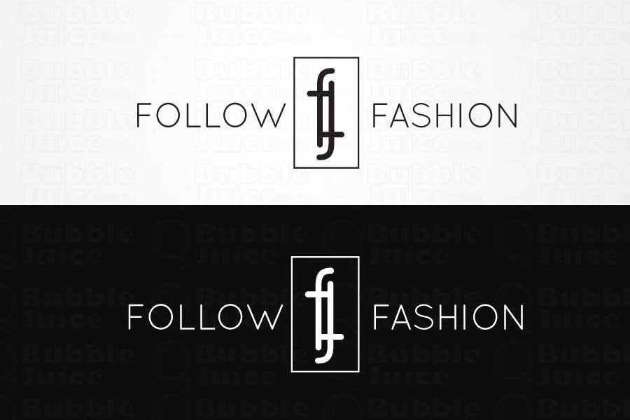 #156 for Logo Design for Follow Fashion by Niccolo