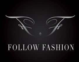 #86 para Logo Design for Follow Fashion por lolomiller