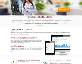 nº 11 pour Build a Website for a new Strategy Consulting Firm par suryabeniwal