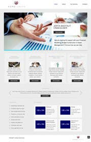 nº 23 pour Build a Website for a new Strategy Consulting Firm par zicmedia