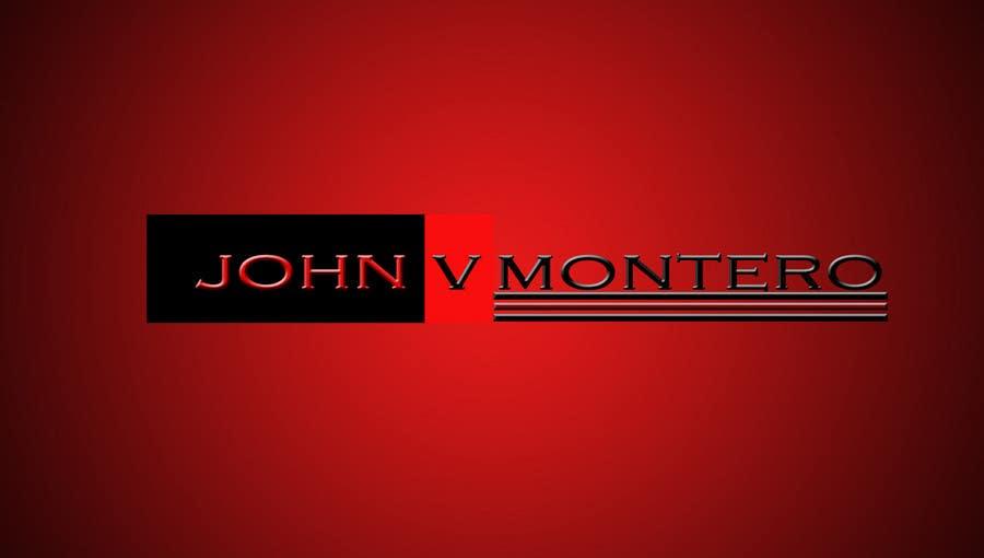 Inscrição nº 128 do Concurso para Logo Design for Law Office of John V. Montero