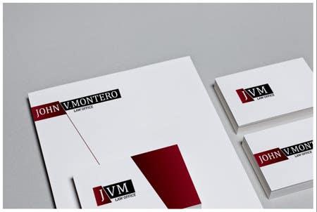 Contest Entry #286 for Logo Design for Law Office of John V. Montero