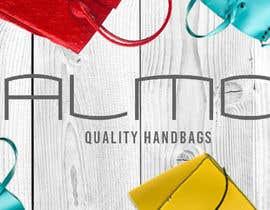 Nro 13 kilpailuun Designing a Facebook landing page for a brand of women handbags käyttäjältä sameenhussain