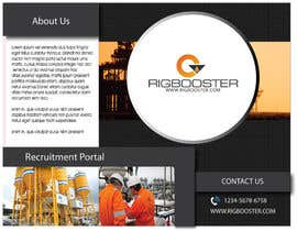 #26 untuk Design a Brochure for Oil and gas website oleh Ritz26