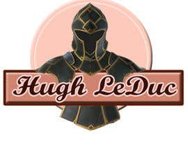 #6 for Design a Logo for www.hughleduc.com af misbahjaved137