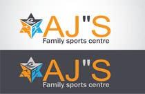 """Graphic Design Konkurrenceindlæg #45 for Design a Logo for AJ""""s Sports Centre"""