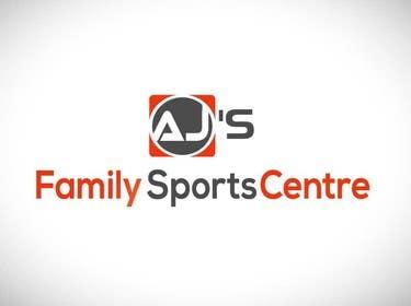 """#20 para Design a Logo for AJ""""s Sports Centre por tfdlemon"""