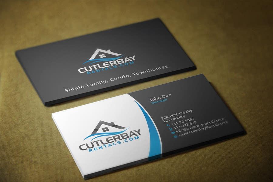 Penyertaan Peraduan #52 untuk Design Business Cards