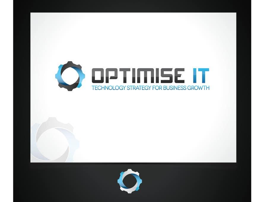 Penyertaan Peraduan #                                        1                                      untuk                                         Logo redesign for IT strategy company