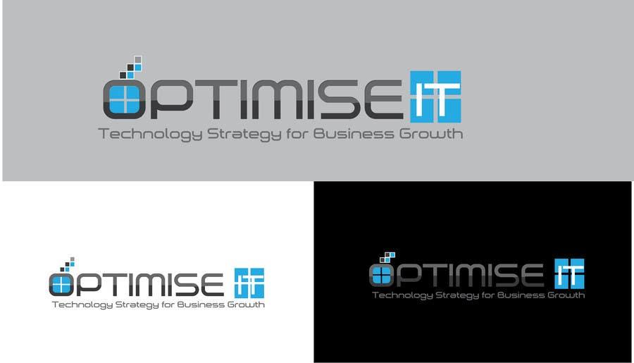 Penyertaan Peraduan #                                        85                                      untuk                                         Logo redesign for IT strategy company