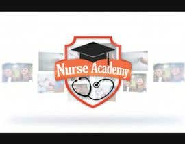 Nro 16 kilpailuun Nurse Academy is seeking an intro video clip to start each video lesson käyttäjältä MotionWade