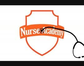 Nro 20 kilpailuun Nurse Academy is seeking an intro video clip to start each video lesson käyttäjältä brian096