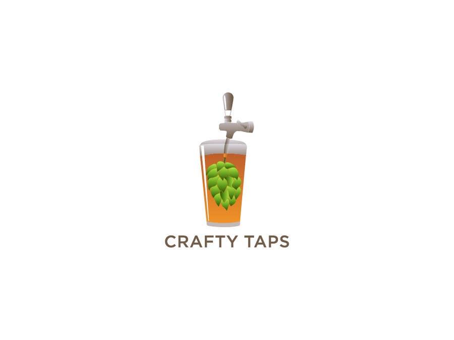 Penyertaan Peraduan #                                        22                                      untuk                                         Design a Logo for Crafty Taps