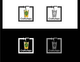 #15 para Design a Logo for Crafty Taps por entben12