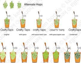 #13 para Design a Logo for Crafty Taps por kenbonilla