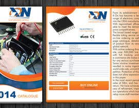 #19 for Design a Brochure for Electronic Parts Supply company by tahira11
