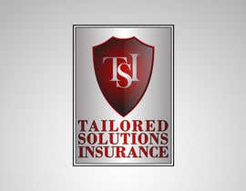 #2 pentru Logo Design for Tailored Solutions Insurance de către kiki2002ro