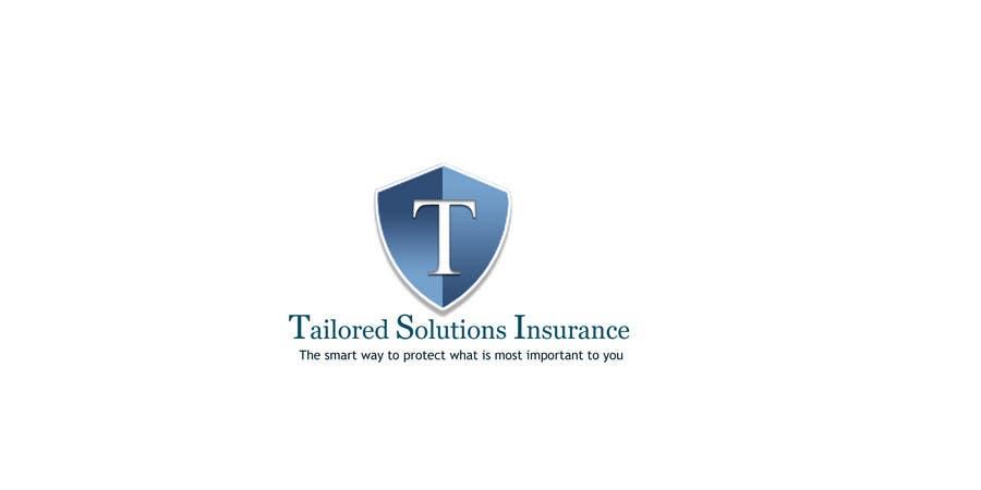 Penyertaan Peraduan #100 untuk Logo Design for Tailored Solutions Insurance