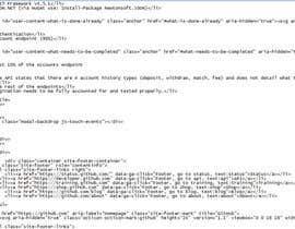 Nro 1 kilpailuun Add Methods to Code käyttäjältä benisonthomas3