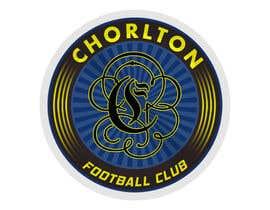 Nro 35 kilpailuun Design Logo for an amateur football team (soccer) käyttäjältä samhalesolutions