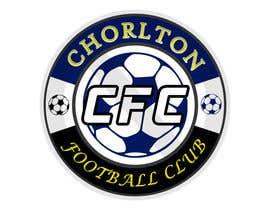 Nro 36 kilpailuun Design Logo for an amateur football team (soccer) käyttäjältä samhalesolutions