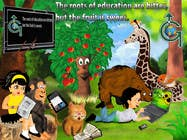 "#13 for Illustrate:  ""Making Education Viral"" by abbinjthomas"