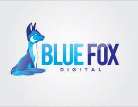 #2 untuk Design a Logo for Blue Fox Digital oleh dannnnny85
