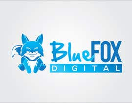 #50 for Design a Logo for Blue Fox Digital by dannnnny85