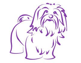 nº 33 pour Logo / Drawing / Illustration of a dog par malathy27