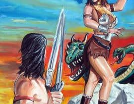 RatkoTorma tarafından Provide cover art for a sword and sorcery book için no 41
