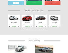 aayushmehra tarafından Design a responsive website for car rental için no 6