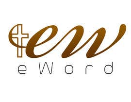 #6 for Logo for eWord by rjjohndelatorre