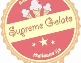 nº 56 pour Design a logo for a retro ice cream shop par sauravtheanimo