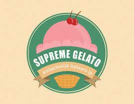 nº 19 pour Design a logo for a retro ice cream shop par alexisbigcas11