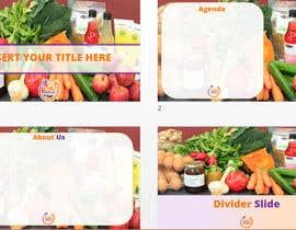 Nro 8 kilpailuun Power point slide templetes - Title page, content pages käyttäjältä Firstbrand