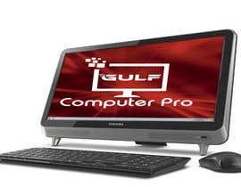 dezig9 tarafından Gulf Computer Pro Logo için no 39