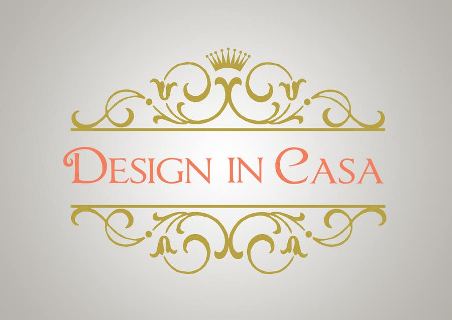 Конкурсная заявка №266 для Logo Design for  Is for a decoration store, that has beautiful, delicate and elegant products.