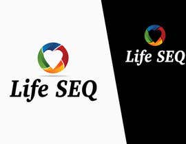 #55 para Design a Logo for Life-SEQ por risonsm