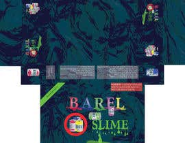 dabrick tarafından DESIGN OIL BARREL SLIME DISPLAY UNIT PACKAGING FOR SLIME ITEM için no 27