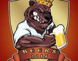 #5 for Logo Design for Beer 2014 by miguelfirewolf