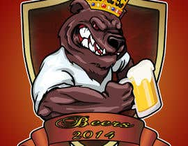 #8 for Logo Design for Beer 2014 by miguelfirewolf