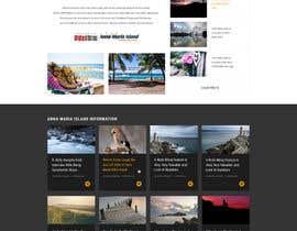 phantham tarafından Design a Website Mockup için no 19
