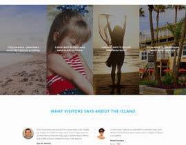 djmalibiran tarafından Design a Website Mockup için no 8