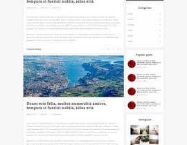 hejven tarafından Design a Website Mockup için no 3