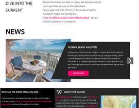 leticiacnl tarafından Design a Website Mockup için no 2